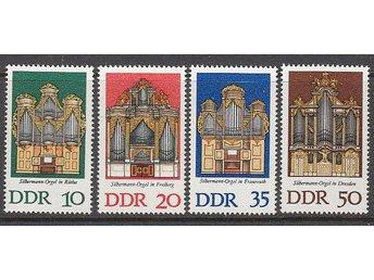 DDR 1976. Minr: 2111-14 ** - Njurunda - DDR 1976. Minr: 2111-14 ** - Njurunda