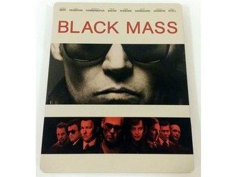 Black Mass (Blu-ray Steelbook) - Stockholm - Black Mass (Blu-ray Steelbook) - Stockholm