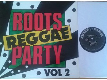 Various Artists  titel*  Roots Reggae Party Vol. 2* UK LP