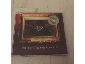 PUFF DADDY, FAITH EVANS - TRIBUTE TO THE NOTORIOUS BIG.  (CD)