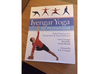 Book Iyengar Yoga For Motherhood - Mariestad - Book Iyengar Yoga For Motherhood - Mariestad