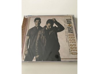 CD Obsessed med Dan + Shay. Country-pop.Ny!!