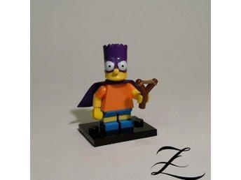 LEGO - CMF - Bartman (5) - Simpson Serie 2 - Z1807 - Upplands Väsby - LEGO - CMF - Bartman (5) - Simpson Serie 2 - Z1807 - Upplands Väsby