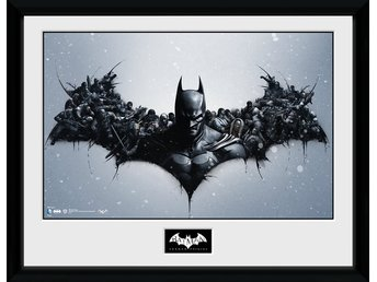 Tavla - DC Comics - Batman Arkham Origins