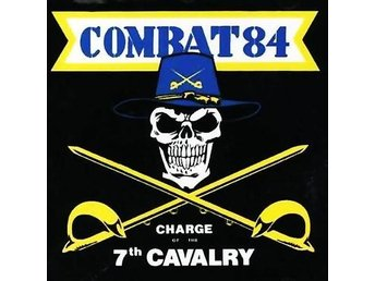 Combat 84 - Charge Of The 7th Cavalry (red vinyl) - LP