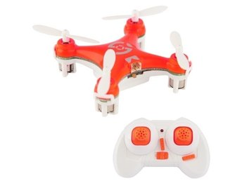 Eazy2Fly Quadcopter Drönare Orange
