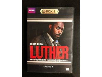 Luther -  1. säsongen - DVD