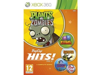 Popcap Hits - Volume 2 Xbox 360