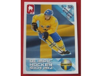2014 ICE Olimpic hockey Sochi Alexander Steen # 30