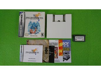 Final Fantasy Tactics Advance KOMPLETT Gameboy Advance Nintendo