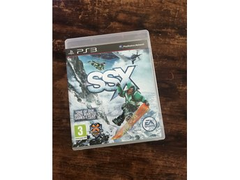 SSX - Sony Playstation 3 - PS3