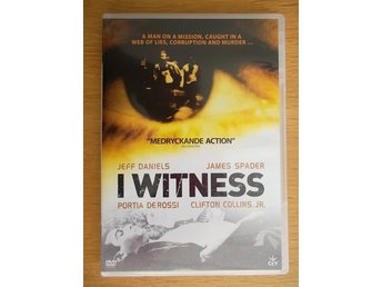 I WITNESS (Jeff Daniels,James Spader)