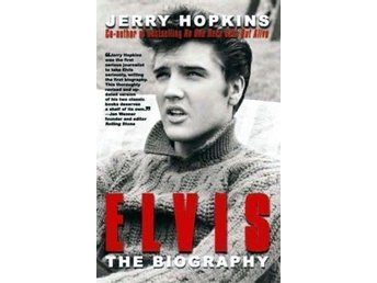 ELVIS PRESLEY   BOK   ELVIS BIOGRAPHY