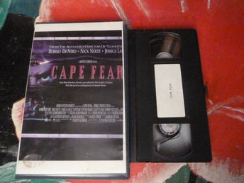 CAPE FEAR, VHS, FILM