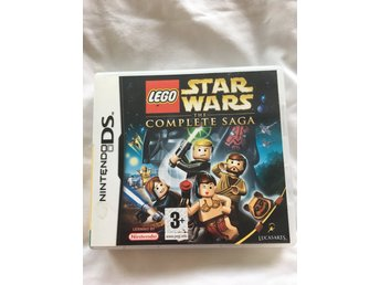 Lego.  Star Wars  The Complete Saga ( Nintendo DS )