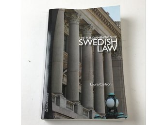 Bok, The Fundamentals of Swedish Law, Laura Carlson, Pocket