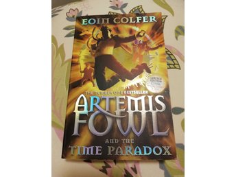 Artemis Fowl the Time Paradox [6] - Engelska - Science Fiction & Fantasy