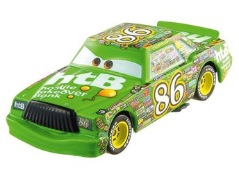 Disney Cars Chick Hicks 86 ! Original Produkt !