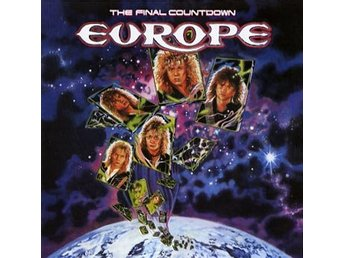 Europe: The final countdown 1986 (CD)