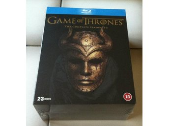 Game of Thrones (Säsong 1-5) Ny/Inplastad
