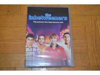 The Inbetweeners - The Movie DVD Inplastad