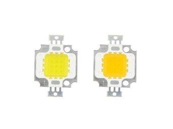 10w LED SMD Varmvit, 9-12V, 800-900 lumen - Norsholm - 10w LED SMD Varmvit, 9-12V, 800-900 lumen - Norsholm