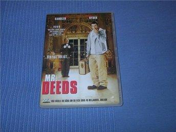 DVD MR. DEEDS ADAM SANDLER WINONA RYDER /UTGÅTT/UTGÅNGEN/OOP - Nacka - DVD MR. DEEDS ADAM SANDLER WINONA RYDER /UTGÅTT/UTGÅNGEN/OOP - Nacka