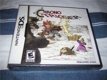 Chrono Trigger (NYTT!) - Nintendo DS - Hjo - Chrono Trigger (NYTT!) - Nintendo DS - Hjo