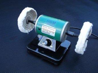 Minipolermaskin med steglös varvtalsreglering - Degerfors - Minipolermaskin med steglös varvtalsreglering - Degerfors