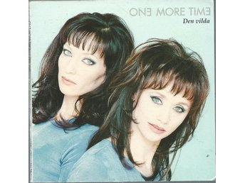ONE MORE TIME - DEN VILDA (CD MAXI/SINGLE )