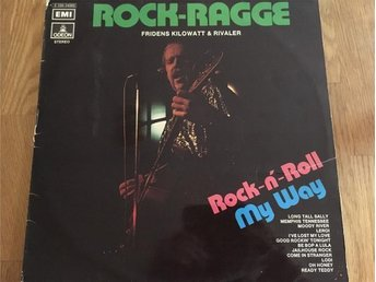 Rock- Ragge  LP Rock n' Roll My Way 1972