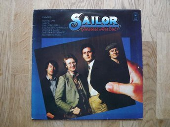 SAILOR - GREATEST HITS VOL. 1