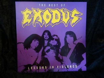 Exodus The Best Of Exodus - Lessons In Violence