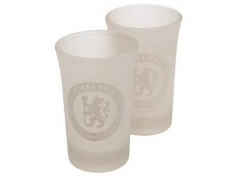 Chelsea Snapsglas Frosted 2-Pack