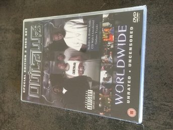 OUTLAWZ. SPECIAL EDITION 2 DISC SET . INPLASTAD.