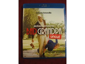 BAD GRANDPA - JOHNNY KNOXVILLE - BLU-RAY 2014