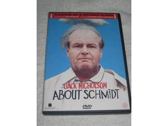 ABOUT SCHMIDT (SWEDISH TEXT)