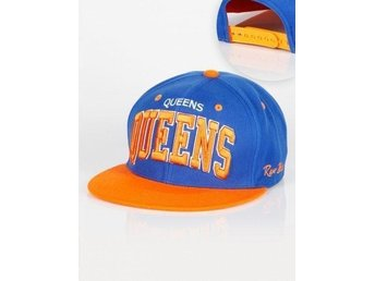 RB QUEENS Snapback Blå Orange Coola Färger