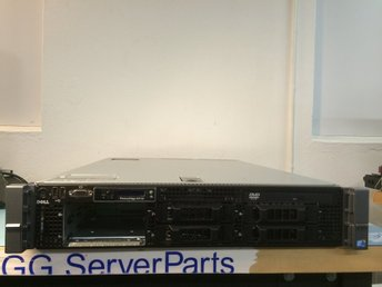 Dell Poweredge R710 2x E5520 32GB PERC 6/i iDRAC6 2xPSU
