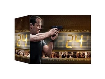 24 - Complete series (58 DVD)
