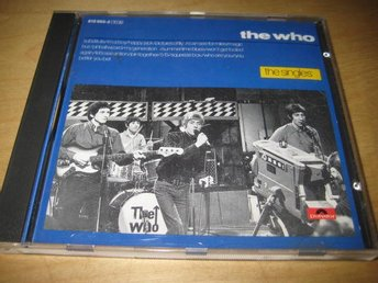 THE WHO - THE SINGLES.