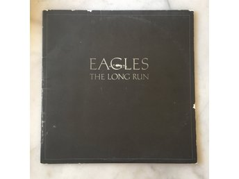 Eagles - The Long Run vinyl