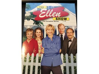 The Ellen Show - Hela serien - Region 1 (USA)