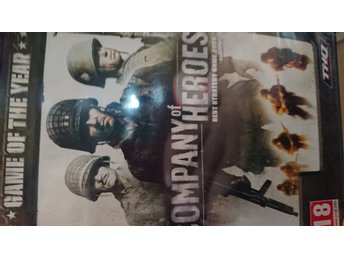 Pc Spel COMPANY OF HEROES