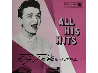 All his hits  Ray Peterson