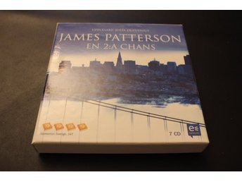 CD-bok: En 2:a chans - James Patterson