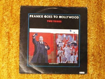 "Frankie Goes To Hollywood - Two Tribes     7"" PS"