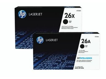 Toner HP (HP 26A) Black 3100 pages