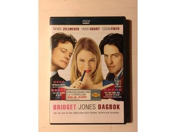 Bridget Jones dagbok/Reneé Zellweger/Hugh Grant/Colin Firth