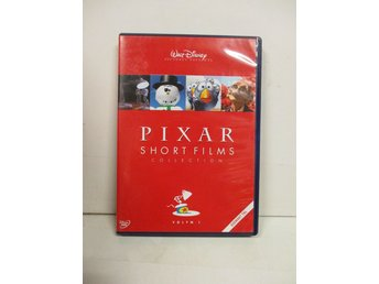 Pixar Short Films Collection - Volym 1 - MKT FINT SKICK!